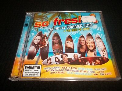 So Fresh - The Hits Of Summer 2010 + The Best Of 2009 - 2 Cd Compilation
