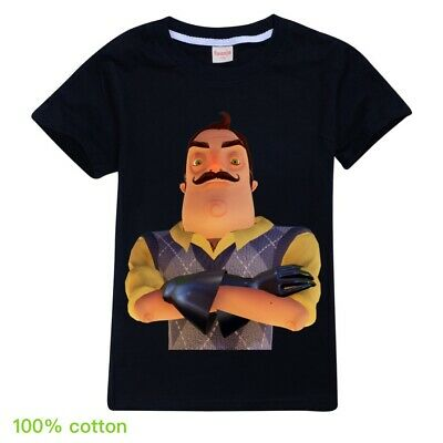 Hello Neighbor Kid's T Shirt  AU Shop