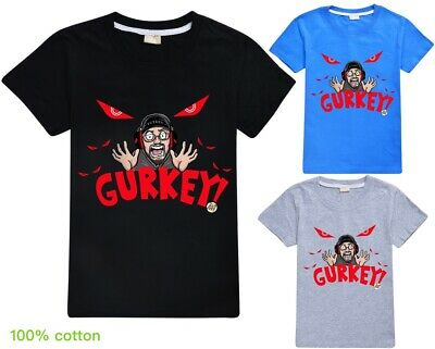 FGTeeV GURKEY! Kid's T Shirt  AU Shop