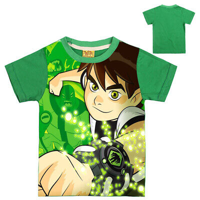 Ben 10 Kid's T Shirt  AU Shop