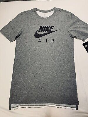 a9717d25 MEN'S NIKE DROP Tail Bonded Skyline T-shirt Athletic Fashion Casual ...