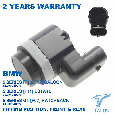 1X For Bmw 5-Series Saloon/Estate (2009-Now) Fit Front & Rear Pdc Parking Sensor