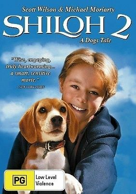 Shiloh 2 A Dog's Tale DVD 2008 Brand New Sealed