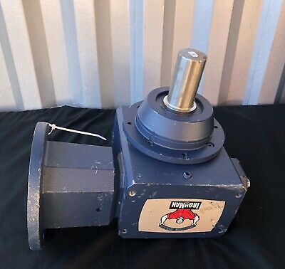 Grove Gear 7204-040-5 Ironman Regal Beloit Worm Gear Reducer 800 Series NEW!!!