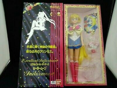 Giocattoli E Modellismo Objective Sailor Moon Saturn Excellent Sailor Team Bandai Japan Doll Bambola Low Price