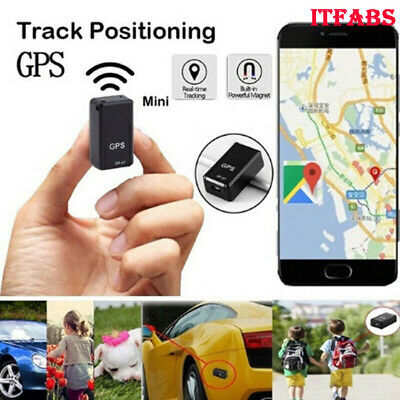 Magnetic Mini Car  GSM GPRS Tracker GPS Real Time Tracking Locator Device