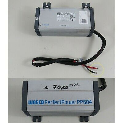Invertitore di corrente Waeco Perfect Power PP 604 usato (27089 12-2-A-4)