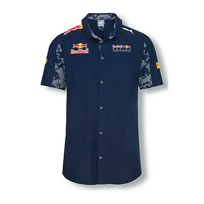 Infiniti Red Bull Racing Mens Teamline Shirt size S NEW