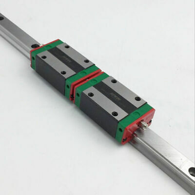 CNC Router HIWIN HGR15 Linear Rail Guide with HGH15CA HGW15CC Rail Block Slider