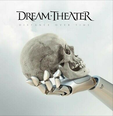 Dream Theater Distance Over Time Dark Green  Limited Sold Out Rare