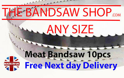 Butchers Bandsaw Blades for cutting meat and fish