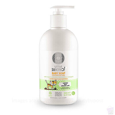 Baby SOAP for everyday care Little Siberica by Natura Siberica 500ml