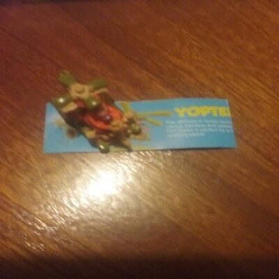 Yopter Super Series Yowie With Paper