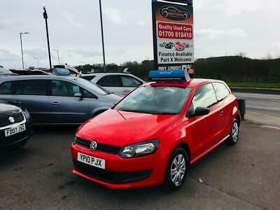 2010 Volkswagen Polo S 1.2 Manual Petrol Finance £25 Week