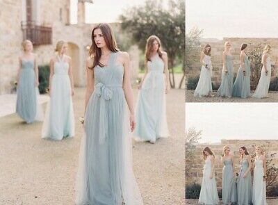 09a52c365c8 Jenny Yoo Annabelle Bridesmaid dress in Serenity blue size 4