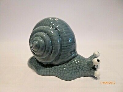 WADE Whimsie GREY SNAIL **NEW RELEASE FOR 2019** A PKWhimsie Exclusive Colourway