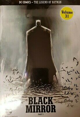 Dc Comics = The Legend Of Batman = # 31 = Black Mirror Part 1