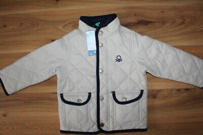 Benetton boys spring coat 12-24 months NEW *I'll combine postage*(104)