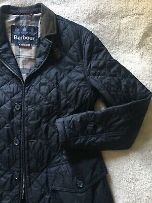 finest selection c6381 edc48 BARBOUR QUILTED SANDER Giacca Trapuntata Uomo