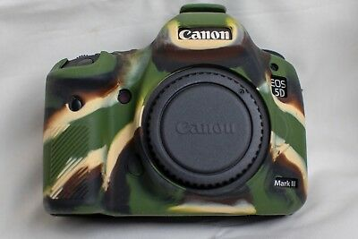 Canon EOS 5D Mark III 22.3MP Camera (low shutter count) - Black (Body Only)