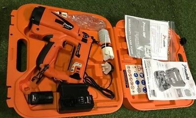 Paslode IM50 F18 50mm 7.4V 1.2Ah Li-ion Second Fix Gas Brand Nailer Genuine!!