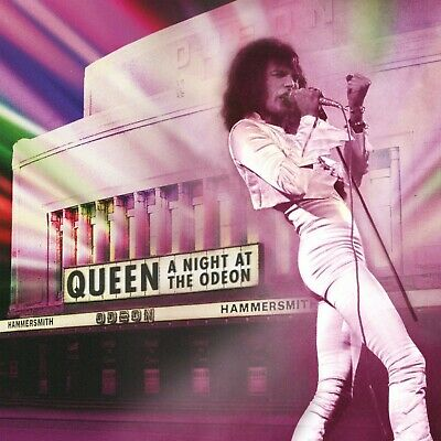 Queen - A Night At The Odeon  Cd Neuf