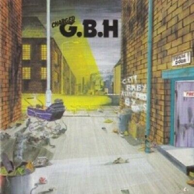 G.B.H - City Baby Attacked By Rats  CD  19 Tracks Alternative/Rock/Pop  Neuf