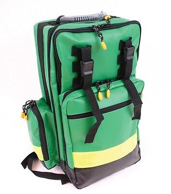 Kitted Compact Paramedic Back Pack, First Aid, First Responder, Ambulance, Emt