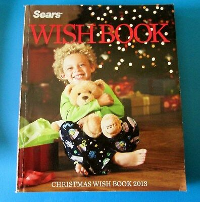 2013 Sears Canada Christmas Wish Book Catalog 683 Pages