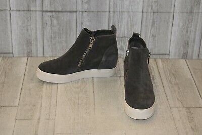 9a7588a9ce5 STEVE MADDEN WEDGIE High Top Hidden Wedge Fashion Sneakers 493 - EUR ...
