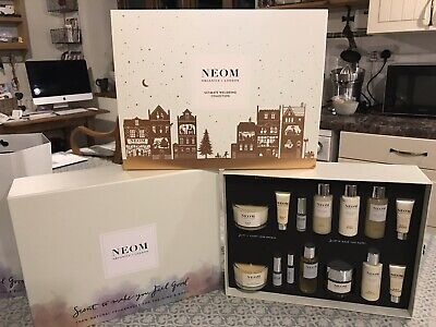 Neom Wellbeing Collection Gift Set RRP £125