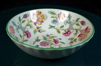 Minton Haddon Hall 5 1/4 Inch Fruit Bowls - 1st Quality Unused New Condition