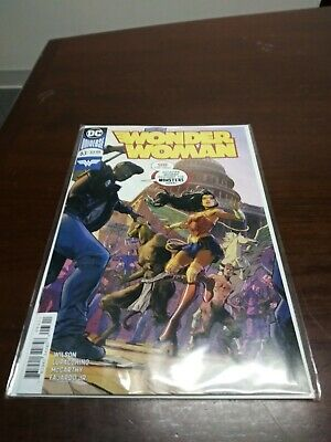 Wonder Woman Issue #63 From Dc Comics Jan 2019
