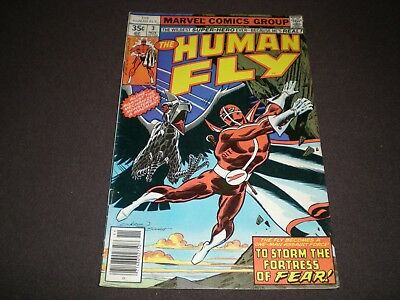 Other Bronze Age Comics The Human Fly #4 #6 Marvel Comic Book Lot 1977 Vg-fn Cond High Quality