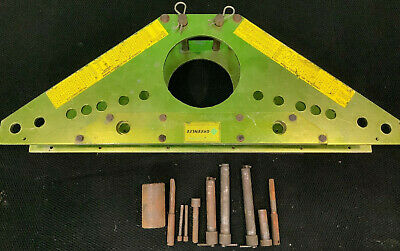 Greenlee 883 Bender Frame with misc. Pins
