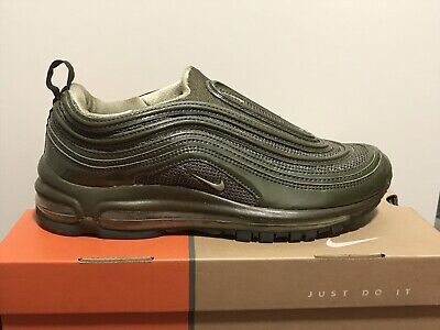 best loved 7f399 263c3 Nike Air Max 97 2001 Laceless Slip-ons RARE