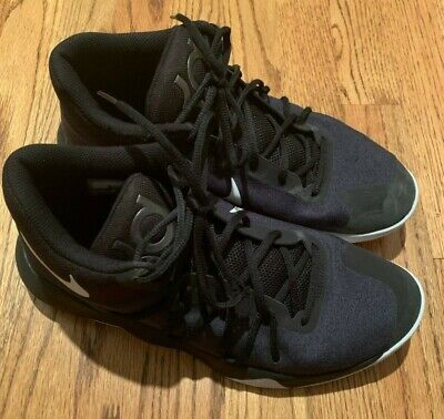 Nike KD Trey 5 V Basketball Shoes Men s Size 10 Black Kevin Durant Sneakers 2155fc965