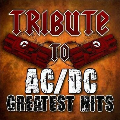 Tribute to AC/DC Greatest Hits by