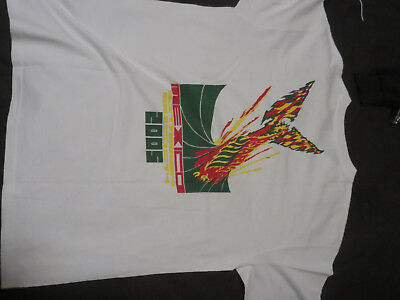 Pearl Jam Mexico 2005 tour shirt L brand new White