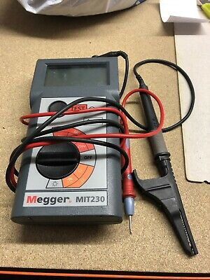 Megger MIT230 Insulation Tester