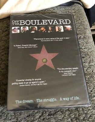 Off The Boulevard Dvd