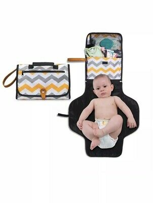 Portable Baby Diaper Changing Pad Station