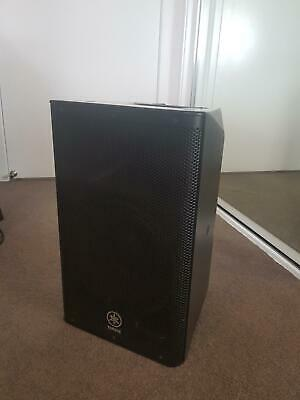 Yamaha  DXR 10 PA Speaker with soft case
