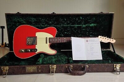 maybach teleman t61 red rooster aged - custom shop - eur 1.979,00