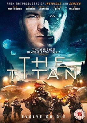 The Titan (DVD) REGION 1 DVD (USA) Brand New and Sealed