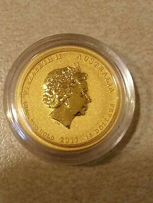 1/10 oz gold coin Australian victory in the pacific .9999 bu