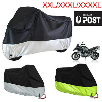 Universal Waterproof Motorcycle Motorbike Scooter Moped Cover A