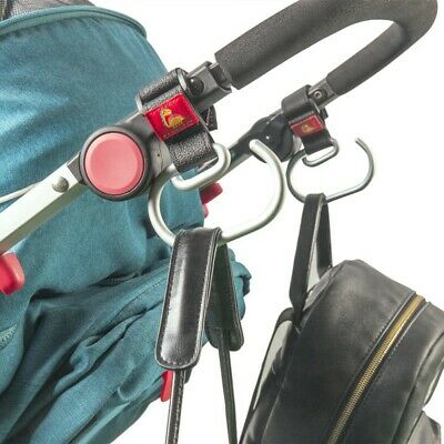 Stroller Hook Multifunctional Basket Strap Bag Hanger Grip Accessories Baby Care