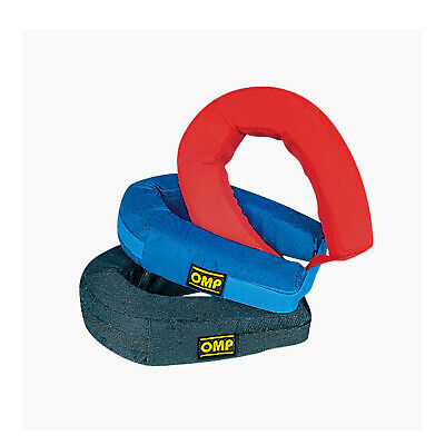 Genuine OMP NOMEX neck protector red