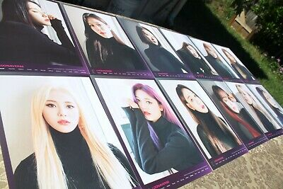 LOONA Loonaverse [Official Concert Goods] Mini Poster